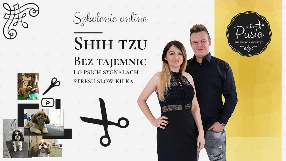 Szkolenie online Shih tuz